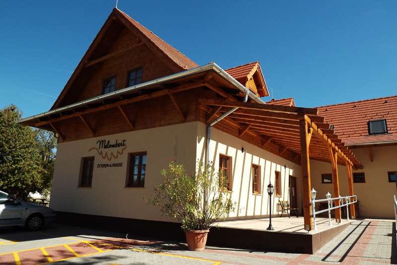 Malomkert Hotel